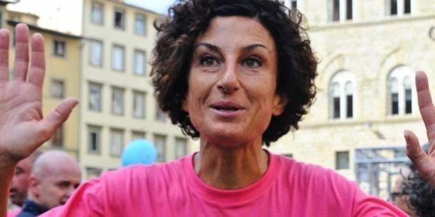 Agnese Renzi e Gianni Morandi: