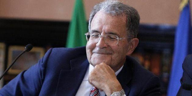 Romano Prodi a In mezz'ora: