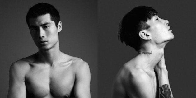 16 foto di modelli asiatici sovvertono i canoni occidentali di bellezza.