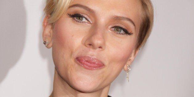 Scarlett Johansson 30 anni.