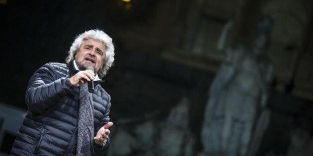 Beppe Grillo contro Vendola: