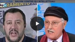 Pennacchi contro Salvini: