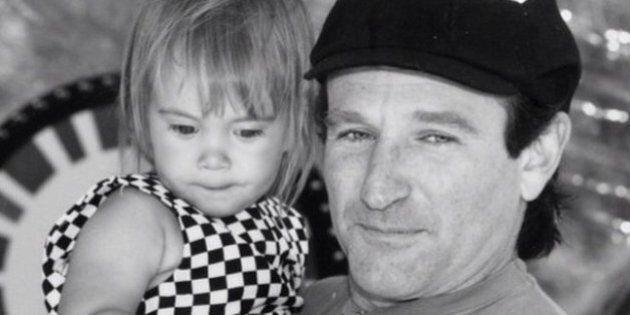 Robin Williams, la figlia Zelda lo ricorda su Twitter con una frase del