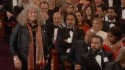 L'abito fa la costumista: vince l'Oscar ma all'Academy cala il