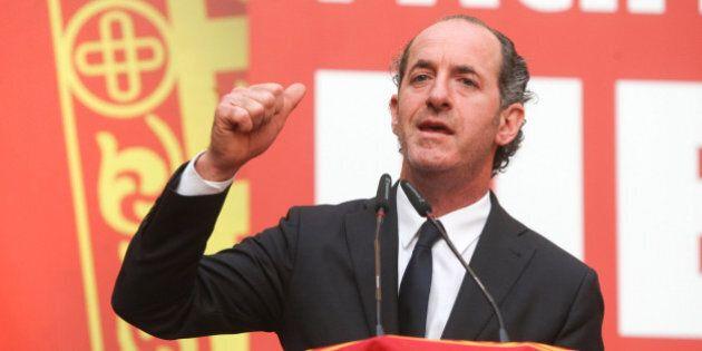 80 euro, Luca Zaia fa ricorso alla Consulta contro le coperture del governo: