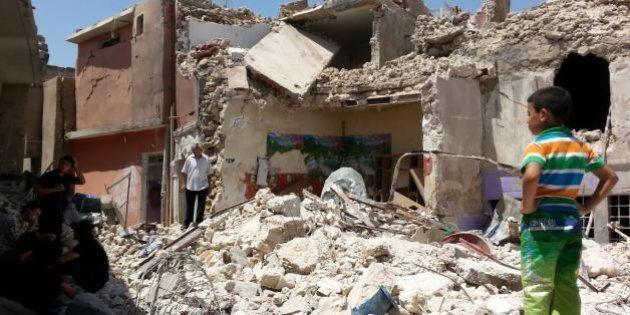 Iraq: Laurent Fabius, ministro degli esteri francese: