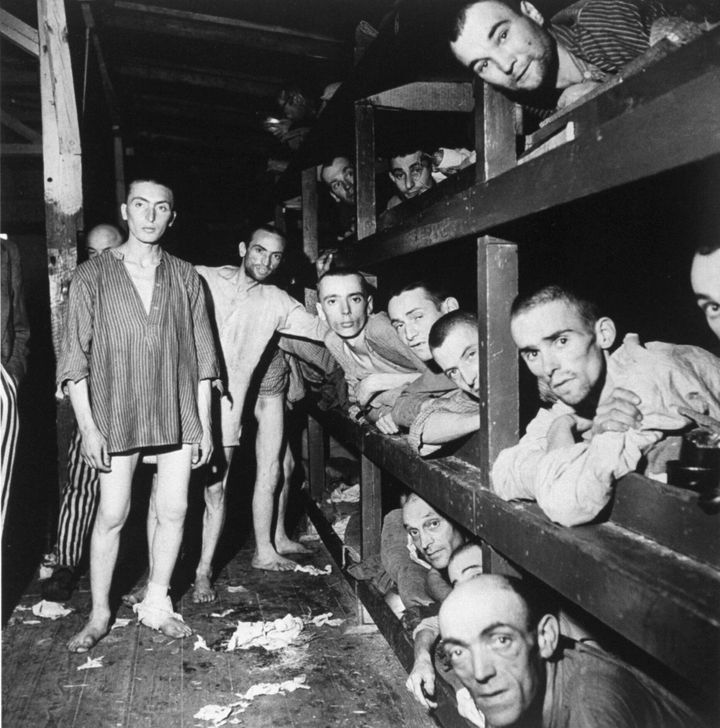 Buchenwald Liberation Photos Show Holocaust Horrors On Anniversary Of Nazi Concentration Camp -8445