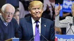 Elezioni Usa: Donald Trump perderebbe sia contro Hillary che contro Sanders. Sondaggio