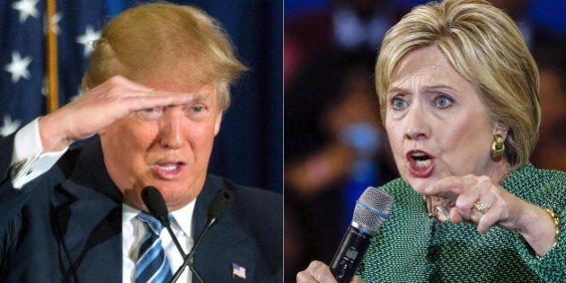 Super Tuesday, prove di fuga per Hillary Clinton e Donald Trump. Repubblicani in subbuglio, temono l'uragano