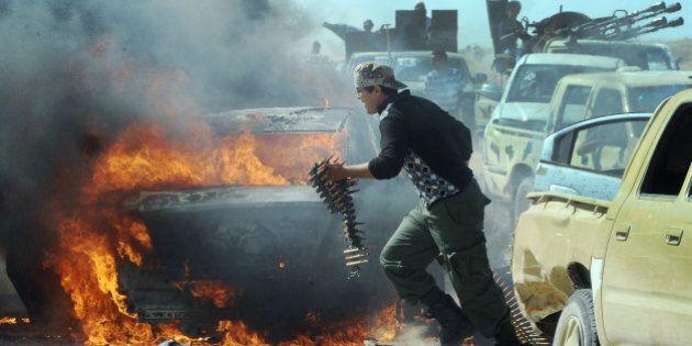 Libia: cronaca di un'escalation durata sei