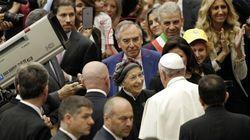 Cosa ci fa Nicolò Pollari da papa