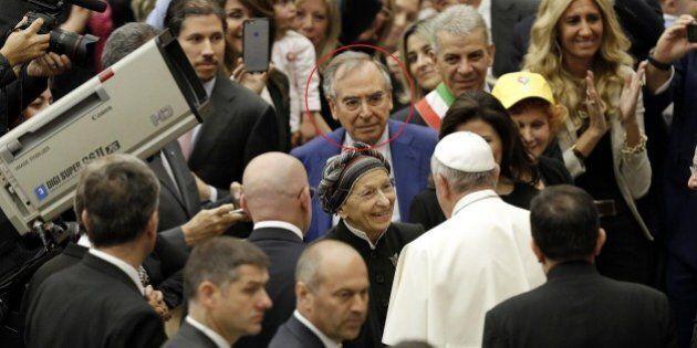 Cosa ci fa Nicolò Pollari da papa Francesco?