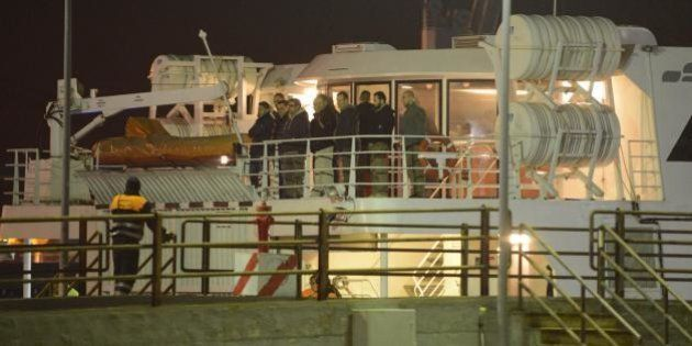 Libia: italiani rimpatriati sbarcati in