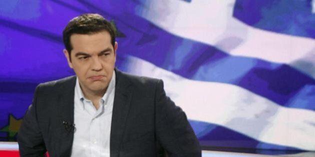 Il referendum di Tsipras per la