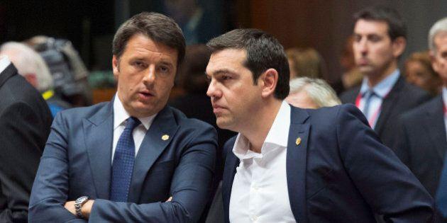 Grecia, Matteo Renzi stronca Alexis Tsipras: