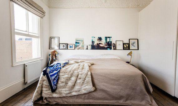 9 segreti per rendere accogliente una camera da letto di piccole
