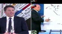 6 anni fa lo disse Berlusconi. Oggi Renzi: