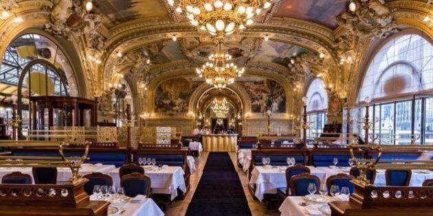 I 10 migliori ristoranti delle stazioni ferroviarie in Europa