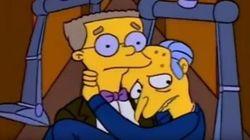 Smithers dichiarerà il suo amore a Mr.