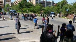 Il campo nomadi di Ponte Mammolo e le ruspe di Salvini a