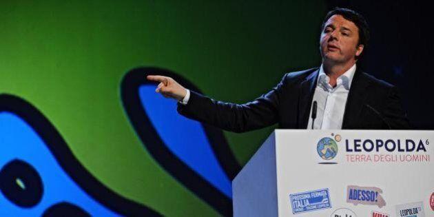 Matteo Renzi si riprende la Leopolda. Tiene a distanza Maria Elena Boschi e attacca Roberto Saviano senza