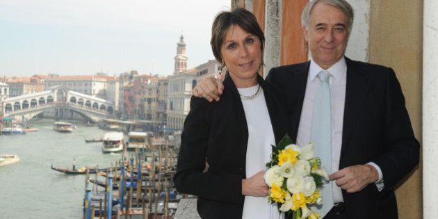 Cinzia Sasso, moglie di Giuliano Pisapia:
