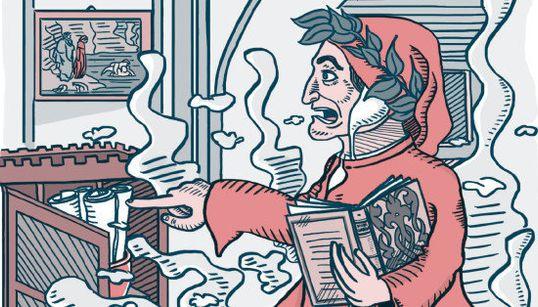 Sapevate che Dickens dormiva con il viso rivolto sempre a