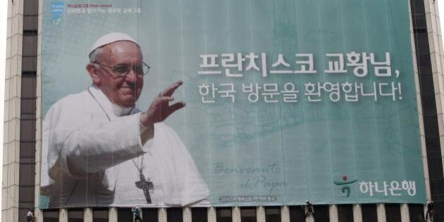 Viaggio Papa Francesco in Corea, come per Obama anche per Bergoglio l'Asia è la priorità