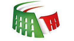 Il Colosseo tricolore: svelato il logo di Roma