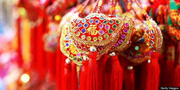 The color Red is a symbol of celebration in Chinese tradition. It is commonly seen at festive seasons, weddings, baby shower,