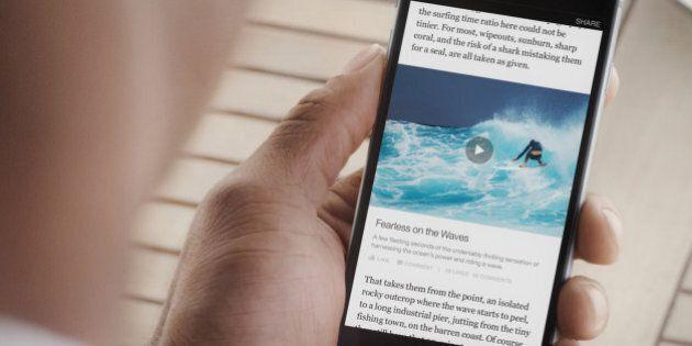 Instant Articles su Facebook. Gli editori incasseranno il 100% dalla pubblicità ma faranno i conti con...