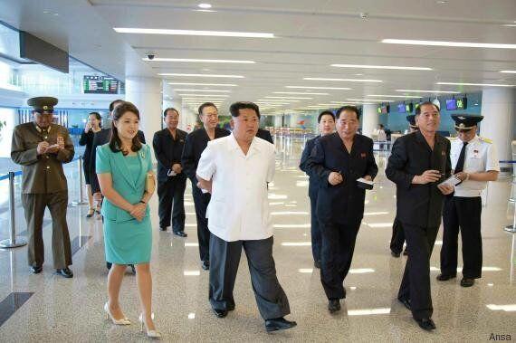 Kim Jong-un inaugura l'aeroporto di Pyongyang ma l'architetto è sparito: