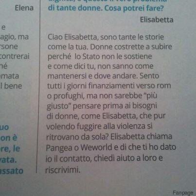 Maria Grazia Cucinotta: