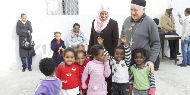 Vescovo di Tripoli padre Martinelli: