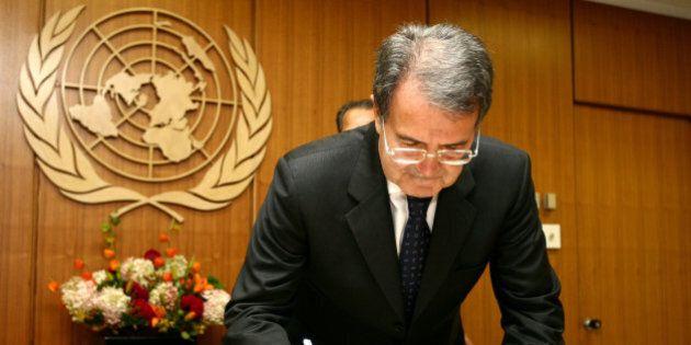 Libia, Romano Prodi come mediatore Onu. Corriere della Sera e Il Sole 24ore ventilano
