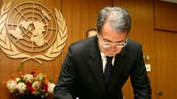 Romano Prodi mediatore dell'Onu in