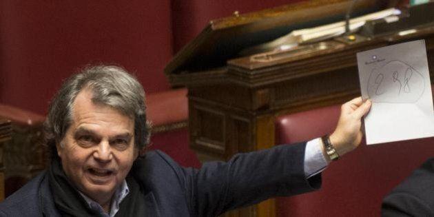 Renato Brunetta fa appello a Sergio Mattarella: