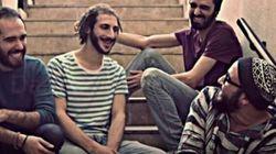 Un gruppo rock siriano sta trasformando il viaggio in Europa in una tournée