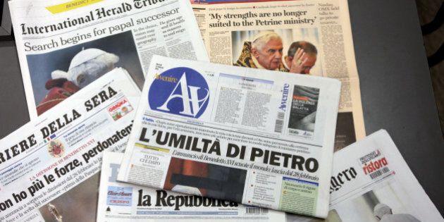 Legge editoria, arriva il primo sì: Palazzo Chigi stabilirà i beneficiari dei soldi pubblici. Il fondo...