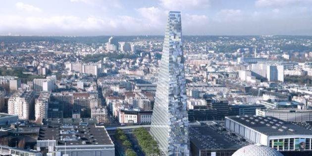 La Tour Triangle cambia lo skyline di Parigi: il Consiglio comunale della capitale approva la costruzione....