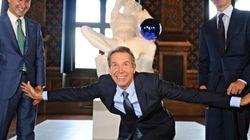 Jeff Koons, Firenze e i giganti della scultura. Quel confronto che dovrebbe far