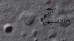 Un alieno sulla Luna?