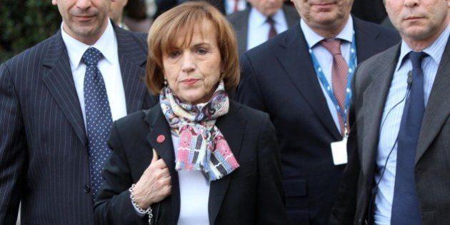 Grecia, Elsa Fornero: