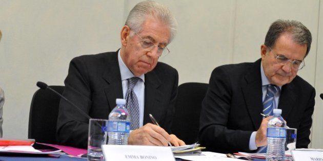 Grecia, Romano Prodi e Mario Monti preoccupati per le sorti