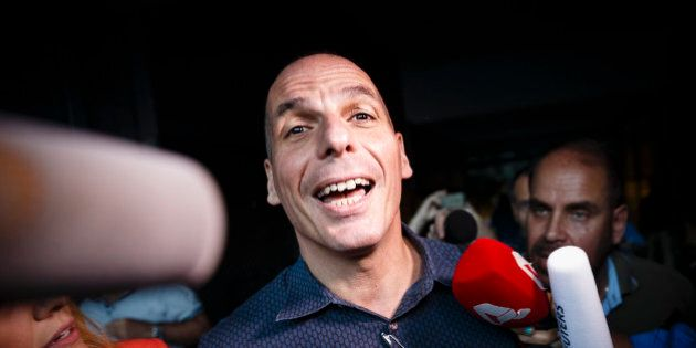Referendum Grecia, Yanis Varoufakis: