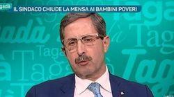 Il sindaco che vieta la mensa ai bambini 'insolventi':
