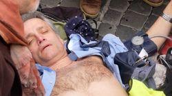 Il segretario del Sap Tonelli colto da un malore dopo 43 giorni di sciopero della