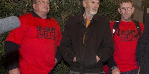 Cardinale George Pell incontra le vittime dei preti pedofili a Ballarat: