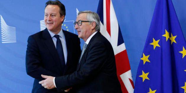 Accordo con il Regno Unito: l'Europa sotto ricatto cede sui suoi