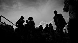 Il cammino di quattro profughi eritrei nella campagna